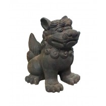 Temple Dog 381403 twr-stone 51x36cm h51cm